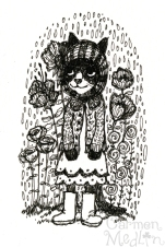 Rainy Kitty