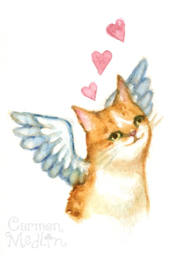 Angel Squishy by Carmen Medlin